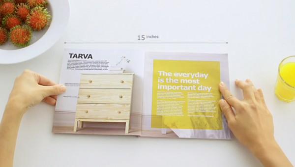 Le Bookbook d'IKEA